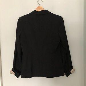 Theory Jackets & Coats - Theory virgin wool single breasted blazer